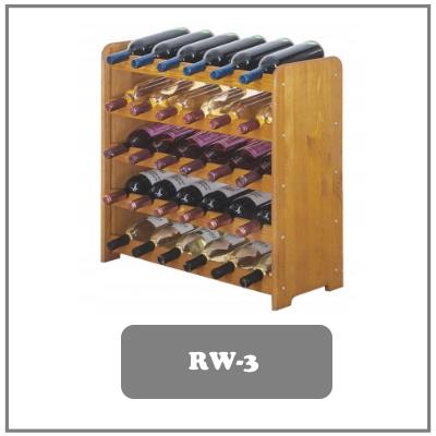 stojak na wino RW-3