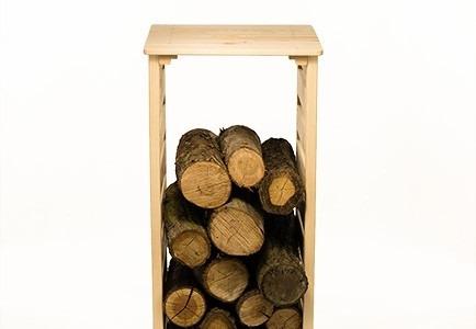 SK- stojaki kominkowe do przechowywania drewna lub brykietu